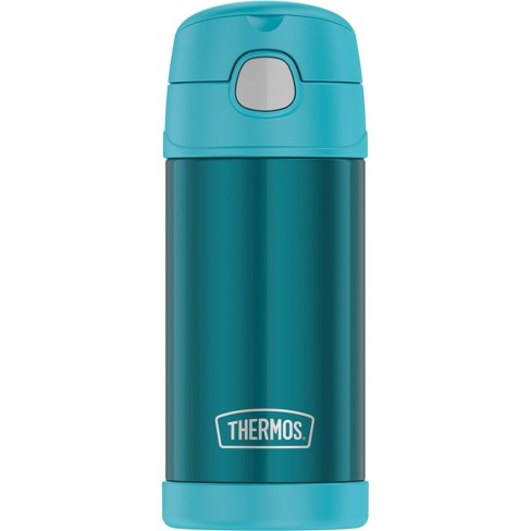 Thermos 12oz FUNtainer Bottle - Teal - image 1 of 5