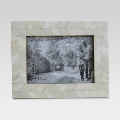 Chevron Bone Single Image Frame 5x7 - Threshold™