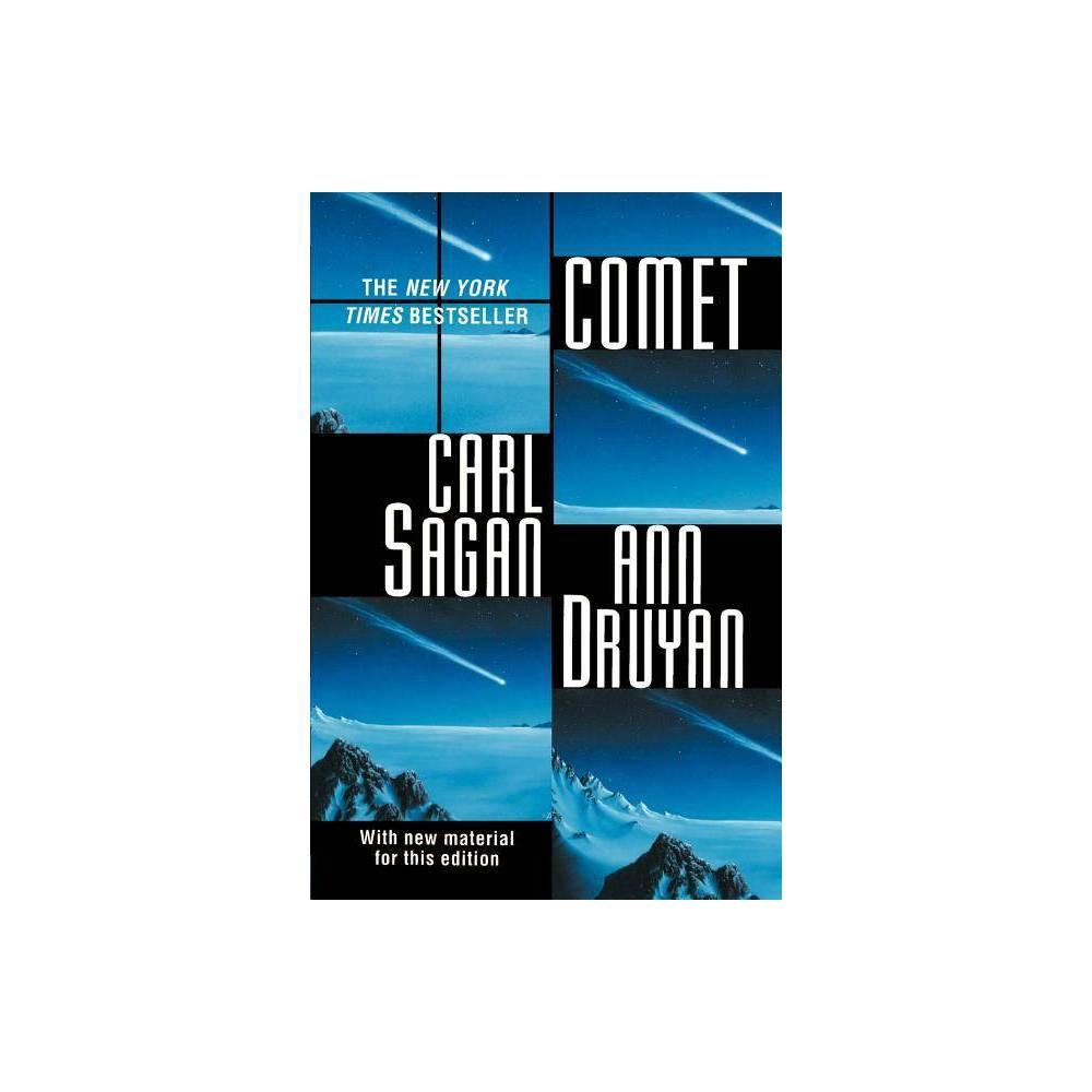 Comet By Carl Sagan Paperback