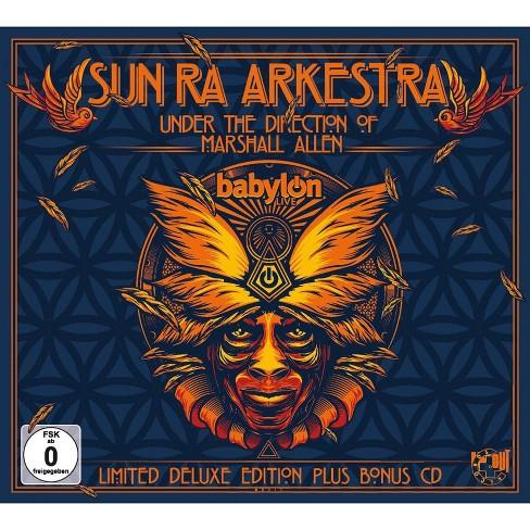 Sun Ra - Babylon: Live (Deluxe) (Digipak) (CD) - image 1 of 1