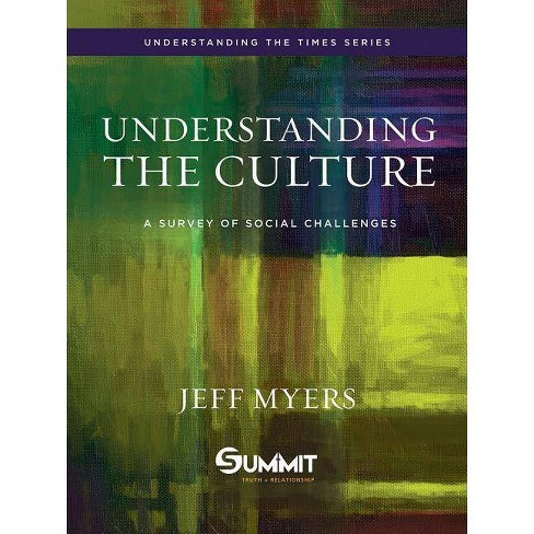 Understanding the Culture - by  Jeff Myers (Hardcover) - image 1 of 1