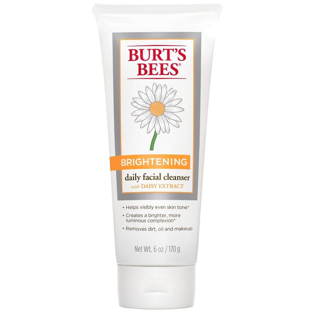 Burt's Bees Brightening Daily Facial Cleanser - 6 oz