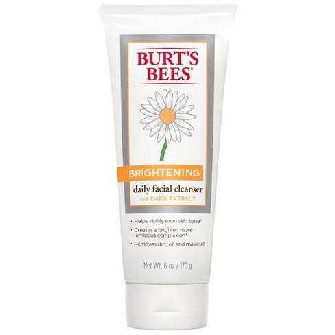 Burt's Bees Brightening Daily Facial Cleanser - 6 oz - image 1 of 4