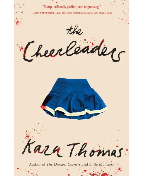 Cheerleaders -  by Kara Thomas (Hardcover) - image 1 of 1