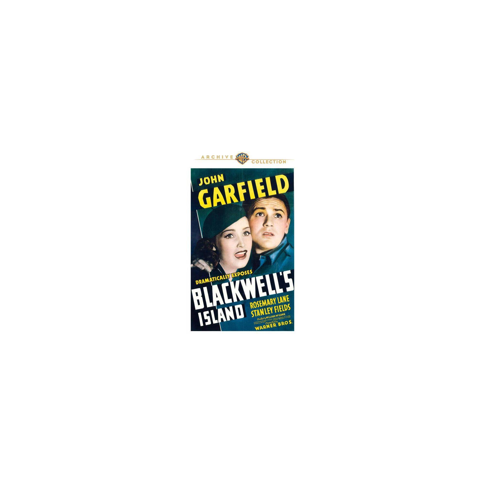 Blackwell's Island (Dvd), Movies