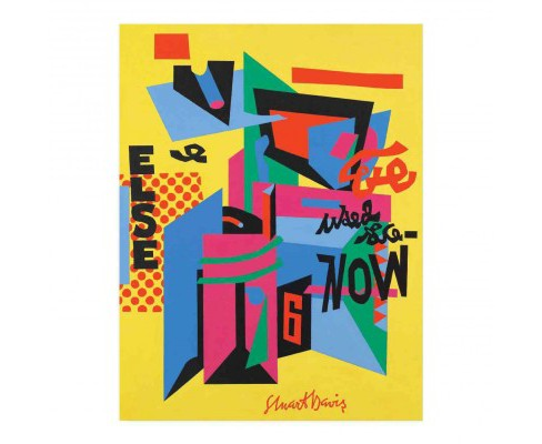 Stuart Davis Portfolio Notes (Stationery) - image 1 of 1