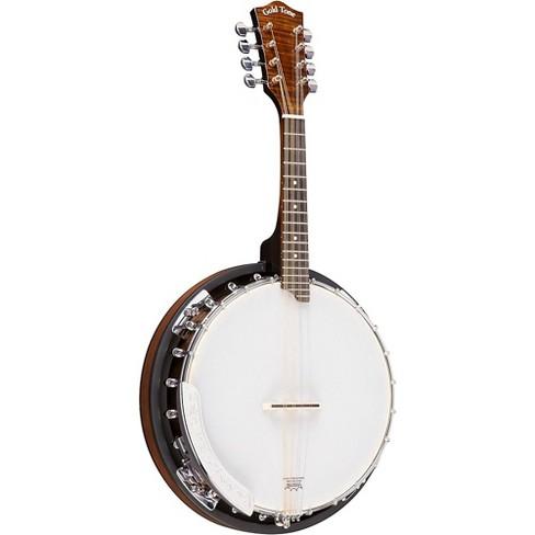 Gold Tone MB-850+ Mandolin Banjo Vintage Brown - image 1 of 4