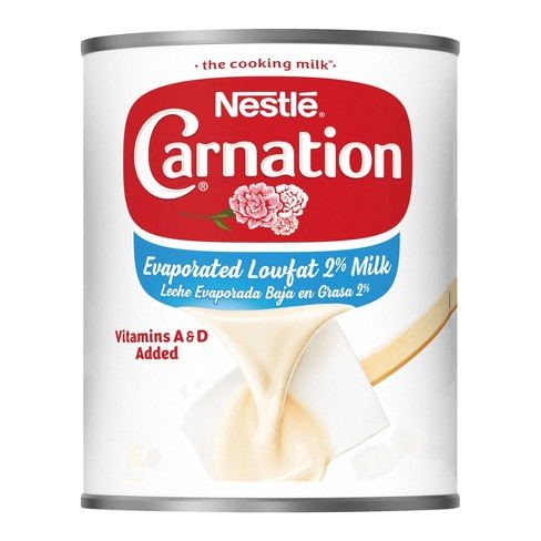 Nestle Carnation Gluten Free Low Fat 2% Evaporated Milk - 12oz - image 1 of 4