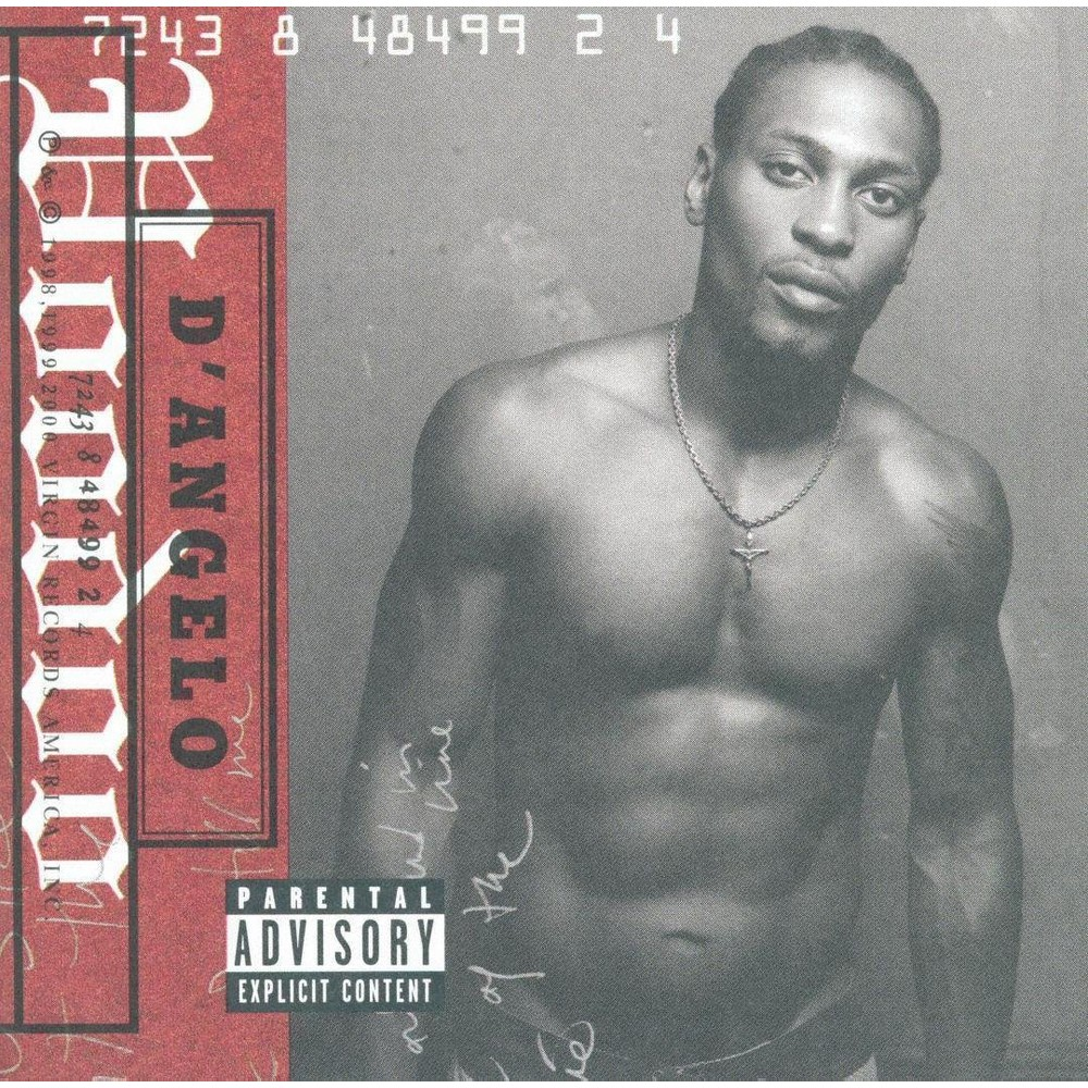 D'angelo - Voodoo (CD), Pop Music