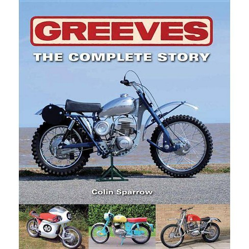 Greeves - by  Colin Sparrow (Hardcover) - image 1 of 1