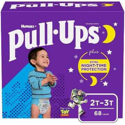 Diapers: Huggies Pull-Ups Boys' Night-Time