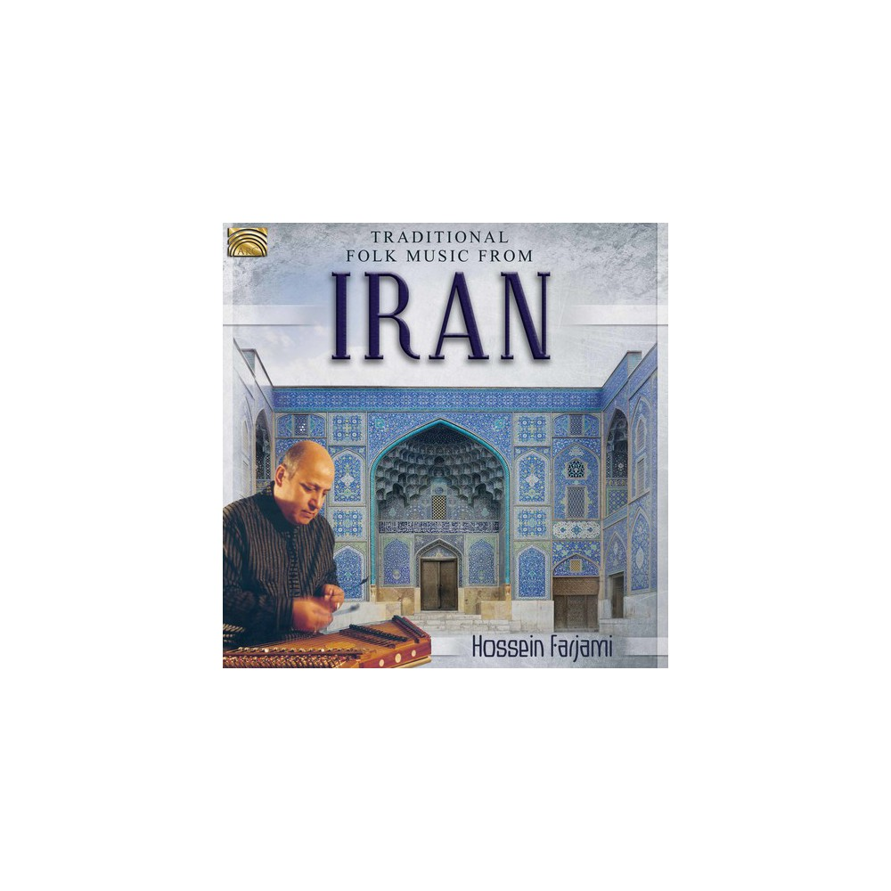 Hossein Farjami - Traditional Fold Music From Iran (CD)