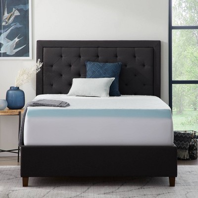 Comfort Collection Fitted Mattress and Topper Cover - Lucid