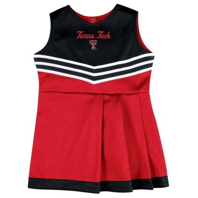 NCAA Texas Tech Red Raiders Girls' 2pc Cheer Set