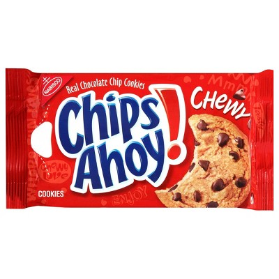 Cookies: Chips Ahoy! Chewy