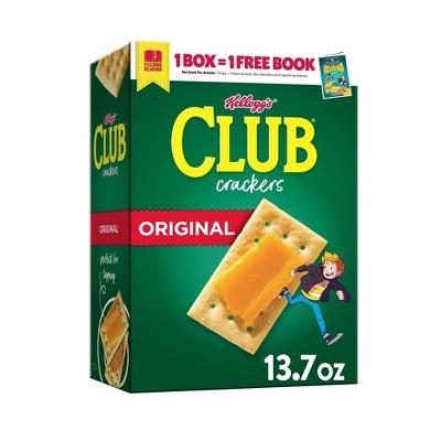 Kellog Original Club Crackers - 13.7oz