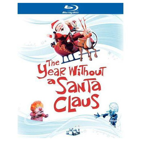 The Year Without a Santa Claus (Blu-ray)(2010) - image 1 of 1