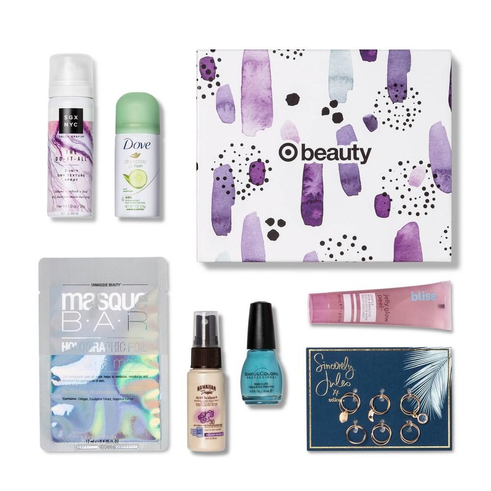 Target Beauty Box - May Target Beauty Box - May Gender: unisex.