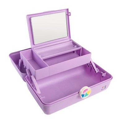 Caboodles Retro On the Go Girl - Solid Lavender