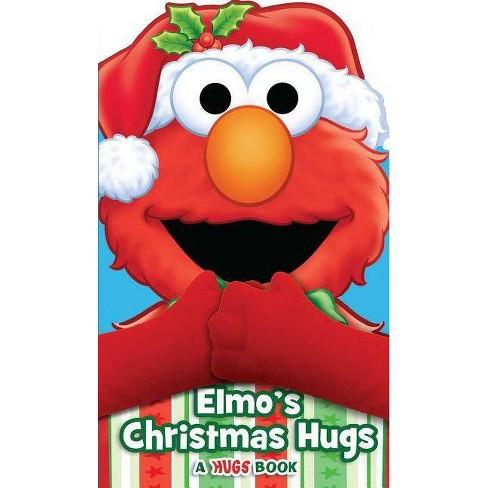 Elmo's Christmas Hugs - (Hugs Book) 2 Edition by  Matt Mitter (Board_book) - image 1 of 1