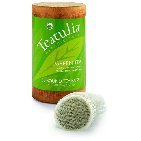 Teatulia 100% Organic Single Garden Green Tea 30 ct - image 1 of 1