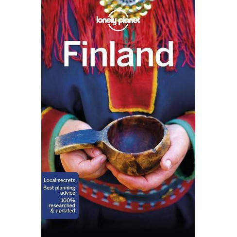 Lonely Planet Finland - (Travel Guide) 9 Edition (Paperback) - image 1 of 1