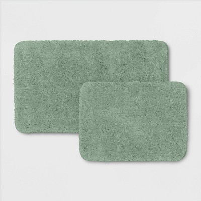 2pk Performance Bath Rug Set - Threshold™