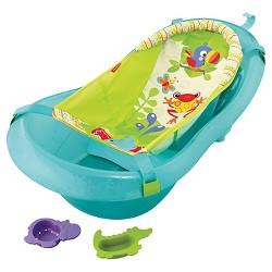 Fisher-Price Baby Bath Tub Ocean Blue