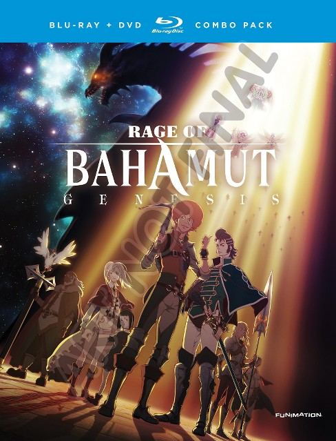 Rage Of Bahamut:Genesis Season One (B (Blu-ray) - image 1 of 1
