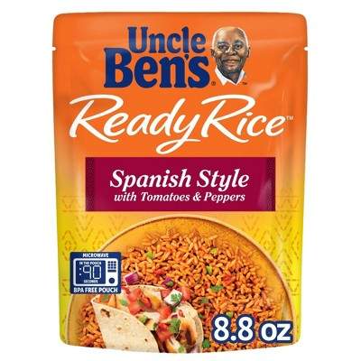 Uncle Ben's Ready Rice Spanish Style - 8.8oz