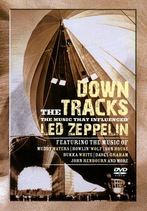 Down The Tracks:Music That Inspired L (DVD) - image 1 of 1
