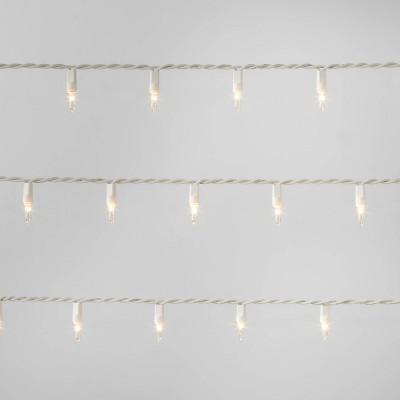 25ct Incandescent Mini String Lights - Wondershop™