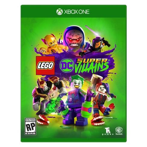 Lego Dc Super Villains Xbox One Target