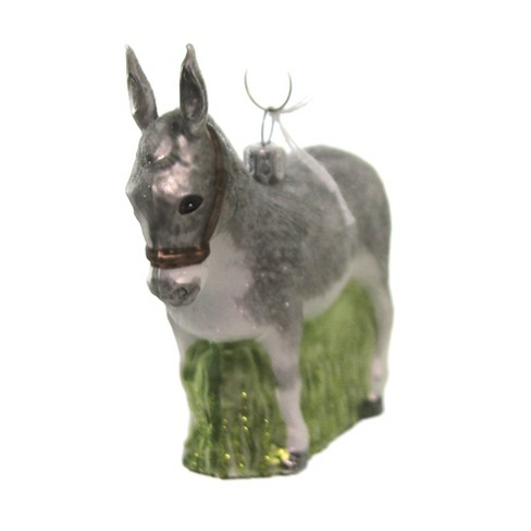 "Holiday Ornaments 4.0"" Donkey Burro Christmas  -  Ornament Sets - image 1 of 3"