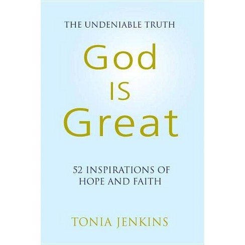 God Is Great - by  Tonia Jenkins (Paperback) - image 1 of 1