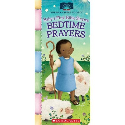 Bedtime Prayers (Baby's First Bible Stories)- (American Bible Society)(Board Book)
