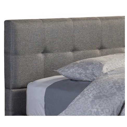 2e9b68dba13 Regata Modern And Contemporary Fabric Upholstered Platform Bed - Baxton  Studio