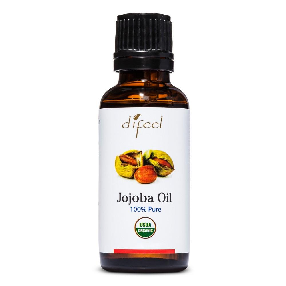 Image of Difeel Pure Essential Jojoba Oil - 1oz
