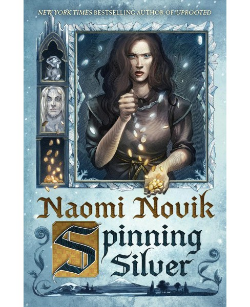 Image result for spinning silver book cover