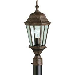 "Kichler 9956 Madison Single Light 10"" Wide Outdoor Post Light"