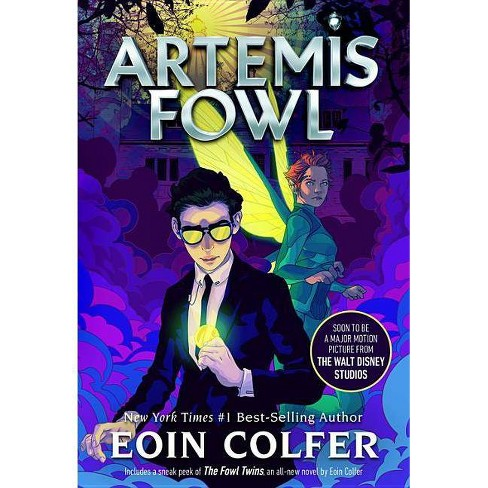 Artemis Fowl -  (Artemis Fowl Repackage) by Eoin Colfer (Paperback) - image 1 of 1