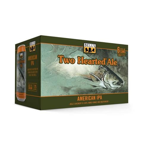 Bell's Two Hearted Ale IPA Beer - 6pk/12 fl oz Cans - image 1 of 2