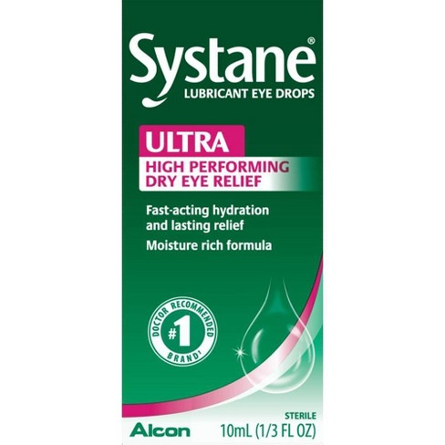 Systane Ultra Lubricant Eye Drops - image 1 of 4