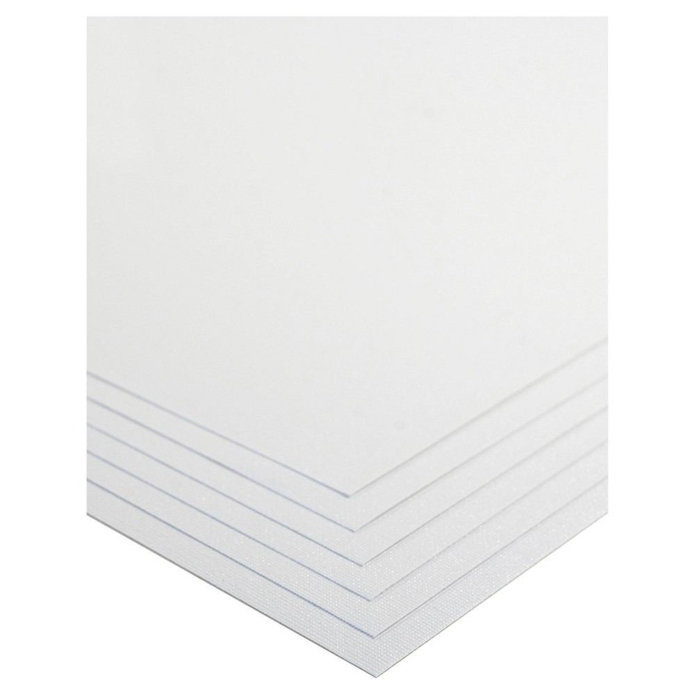 "Image of ""Fredrix Desktop Inkjet Canvas, 6 sheets, 11 X 17"""""""