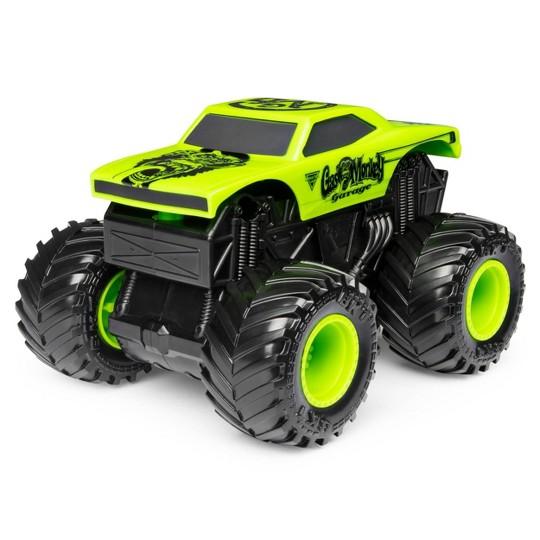 Monster Jam 1:43 Rev & Rumble Trucks Assortment - Gas Monkey image number null