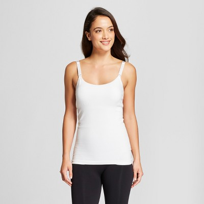 Maternity Post Pregnancy Shaping Nursing Cami - Isabel Maternity by Ingrid & Isabel™