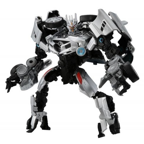 Transformers TAKARA MB-13 Bone Crusher Movie 10 Years Action Figure Toy In Stock