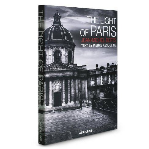 The Light of Paris - by  Jean-Michel Berts (Hardcover) - image 1 of 1