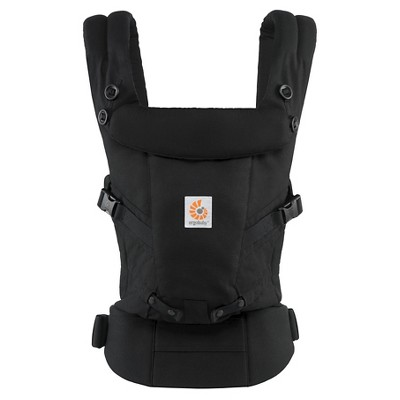 Ergobaby Adapt Ergonomic Multi-Position Baby Carrier - Black