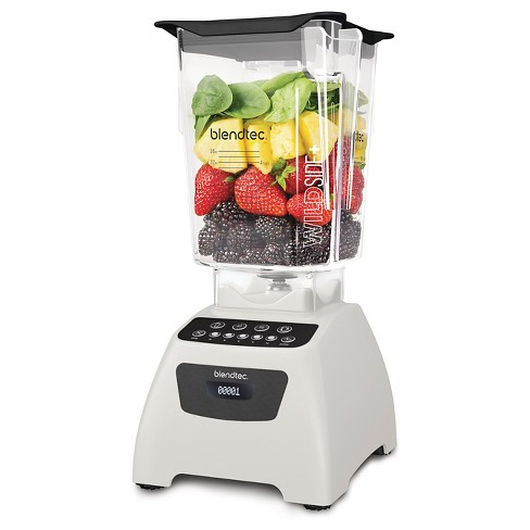 Blendtec Classic 575 Blender with WildSide + Jar - Polar White C575A2323A-A1AP1D - image 1 of 2